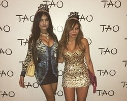 Modelos brasileiras são agredidas em festa de Chris Brown