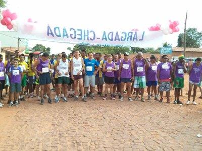 V Corrida de Rua de Redenção, uma festa de solidariedade