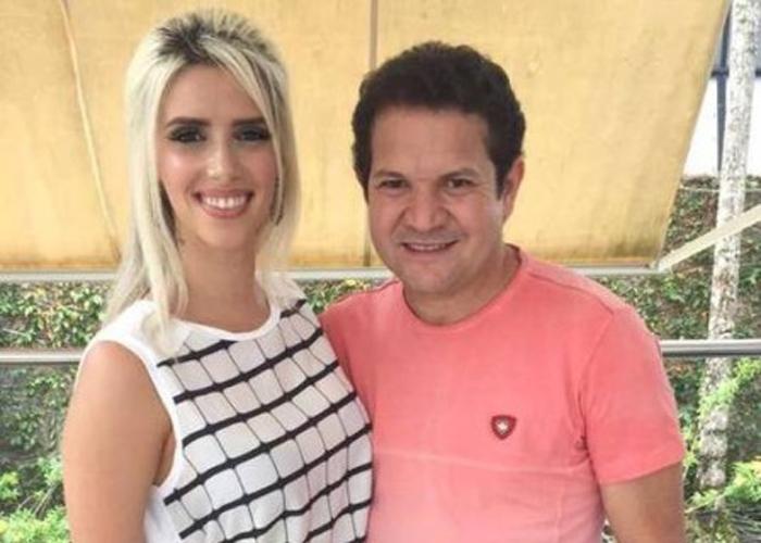 Thábata Mendes e Ximbinha