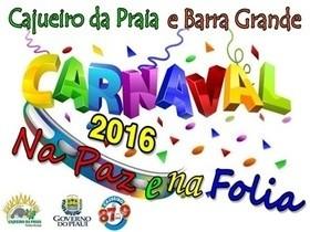 Reunião define carnaval em Barra Grande e Cajueiro
