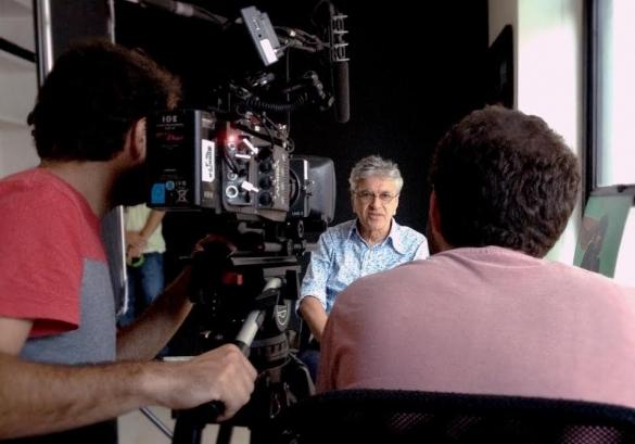 """A vida do poeta piauiense será recontada no filme """"Torquato Neto, Anjo Torto"""".  (Crédito: Divulgação)"""