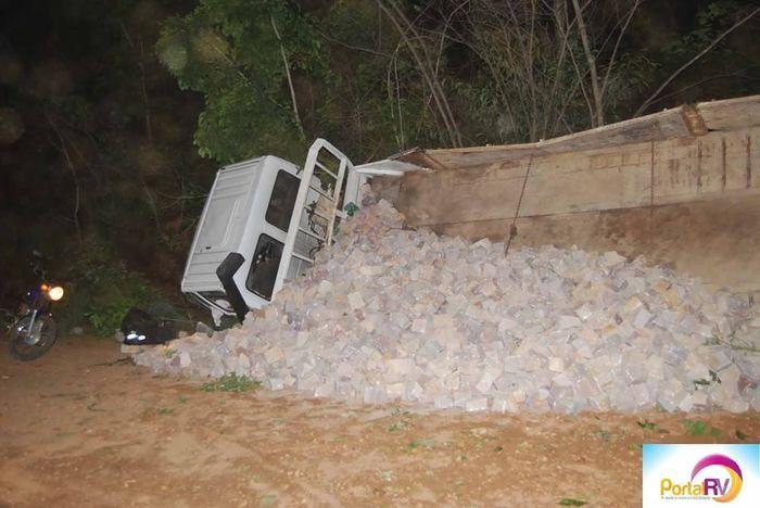 rave acidente deixa um morto e um ferido em Uruçui  (Crédito: Portal RV)
