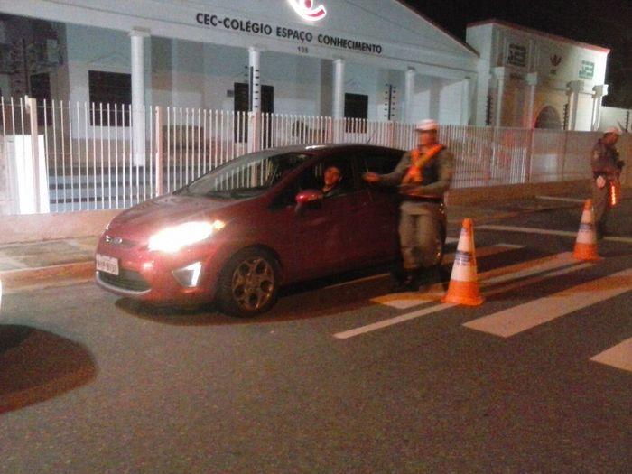 Polícia realizou operação em Parnaíba