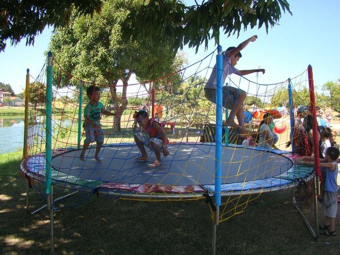 Côlonia de férias do Lagoa do Norte  acontece a cada seis meses