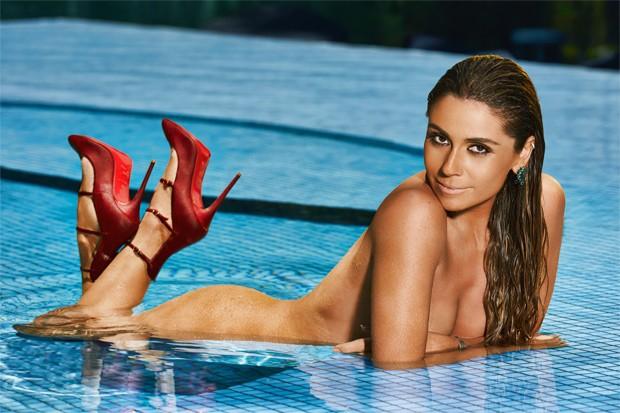 Giovanna Antonelle (Crédito: GQ Brasil)