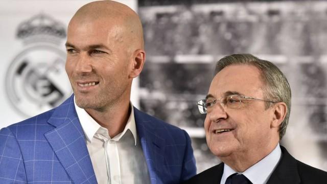 Zinedine Zidane  (Crédito: Reprodução)
