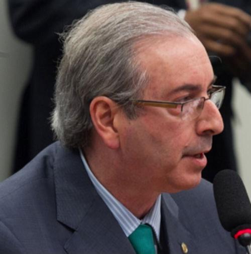Eduardo Cunha, presidente da Câmara dos Deputados (Crédito: reprodução)