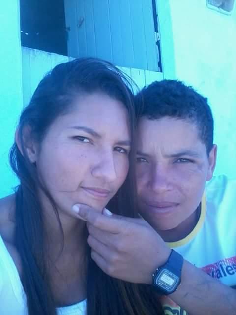 Elicris Muniz da Silva, 24, e Roseli Domingos Correia, 20