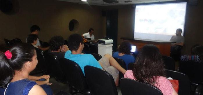 Casa da Cultura de Teresina oferta curso de cinema