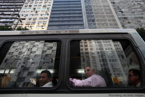 Transporte público do Rio de Janeiro (Crédito: Reprodução)