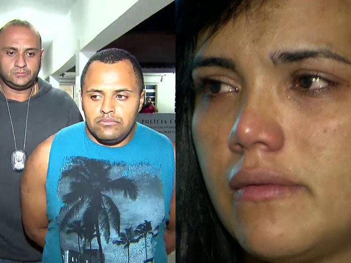 David Santos e Rudnéia Andrade