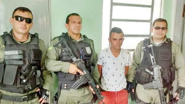 Avelar Gomes Furtado foi preso em São Miguel do Tapuio