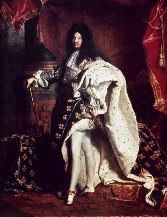 Luís XIV (Crédito: Ilustração)