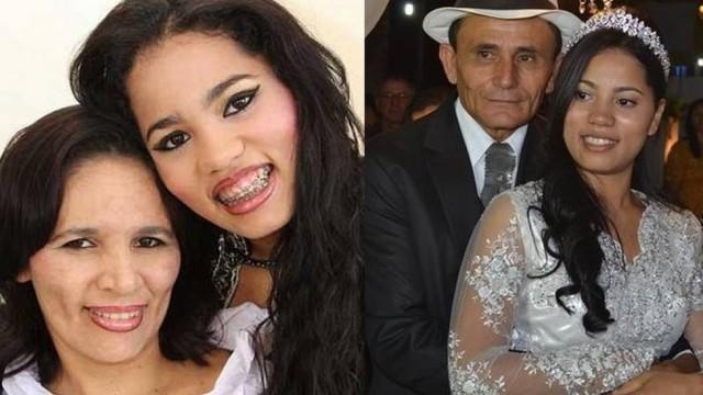 Nety França, Stefhany e o Marido (Crédito: Reprodução)