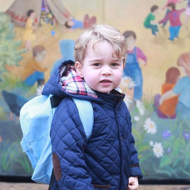 Príncipe George (Crédito: Reprodução)