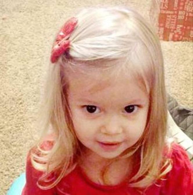 Brianna Florer tinha apenas dois anos