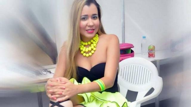 Carla Verde, pivô da crise de ciúmes entre Ivete e o marido