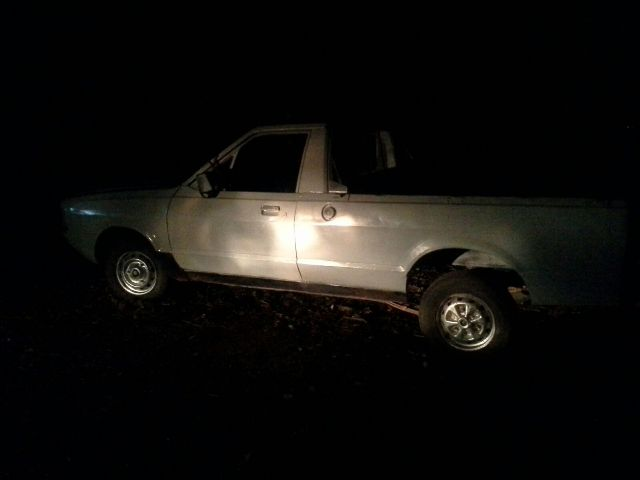 Dono do veículo foi encontrado em um beco (Crédito: Reprodução)
