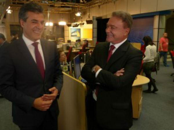 Alvaro Dias alegou desconforto com o PSDB do Paraná, comandado pelo grupo do governador Beto Richa  (Crédito: Thais Kaniak)