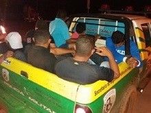 PM prende 3 homens perseguindo candidato em Lagoa Alegre