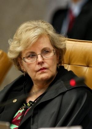 Ministra Rosa Weber