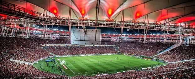Flamengo volta ao Maracanã dia 23 contra o Corinthians