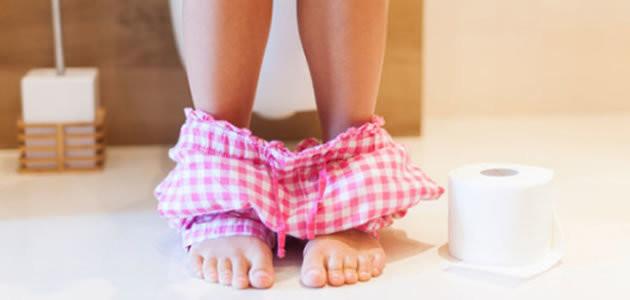 O que causa a prisão de ventre?