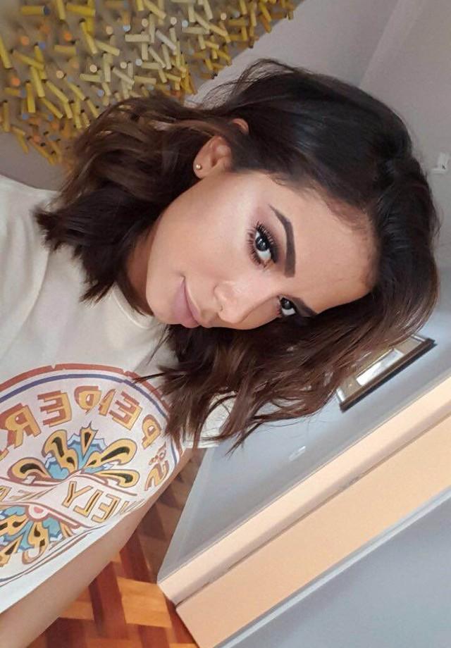 Anitta com novo corte (Crédito: Reprodução)