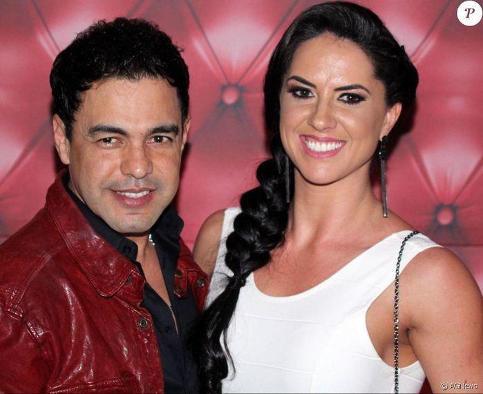 Zezé Di Camargo compra mansão para namorada em São Paulo (Crédito: Reprodução)
