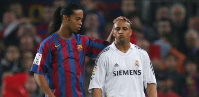 """Ronaldinho e Roberto Carlos particparão de """"Jogo da Paz"""""""