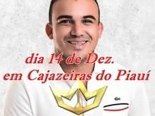 Junior Vianna é atração confirmada no aniversário de Cajazeiras