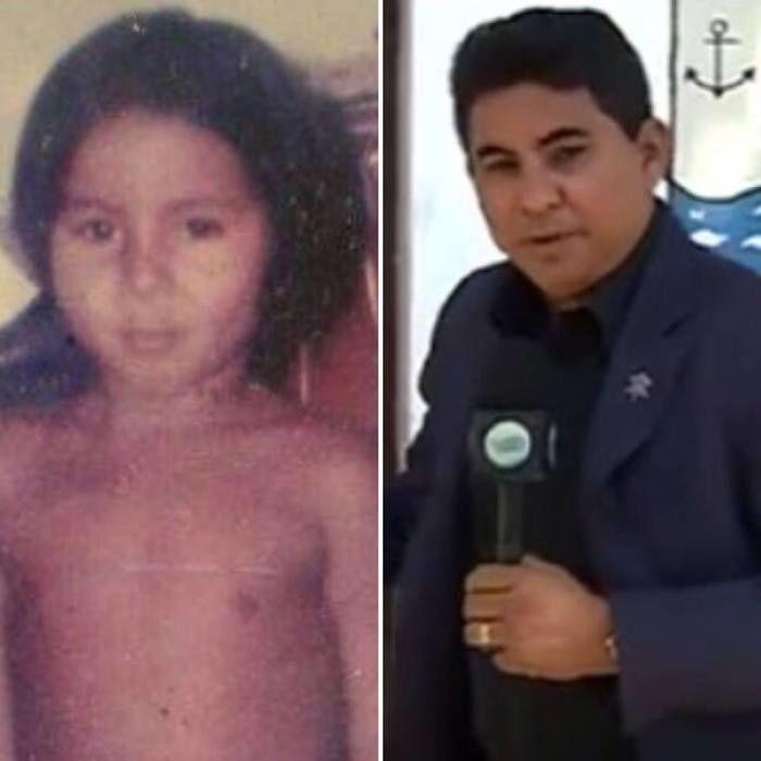 Ivan Lima, repórter da Rede Meio Norte (Crédito: Arquivo Pessoal)