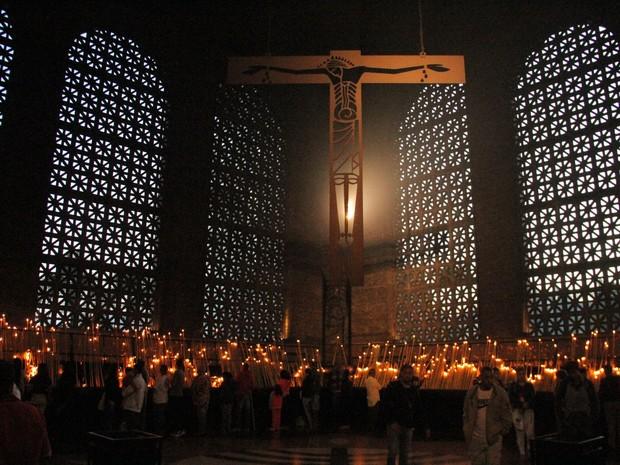 Capela das Velas (Crédito: Reprodução)