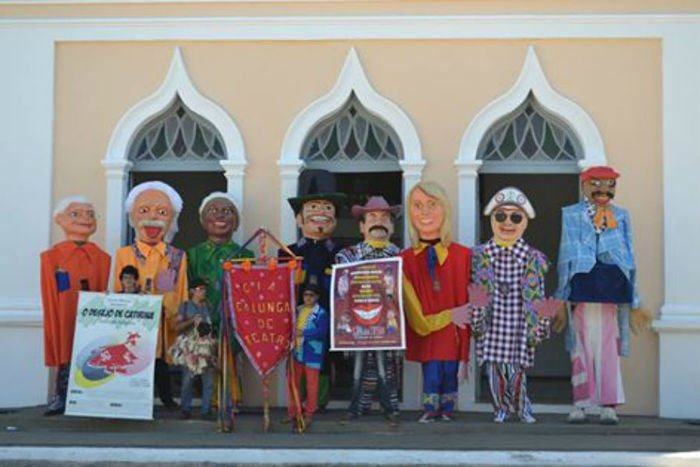 Parque Potycabana recebe teatro de bonecos