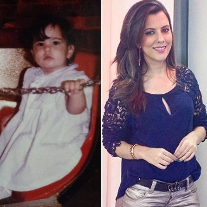 Idria Portela, apresentadora do programa Ronda  (Crédito: Arquivo Pessoal)