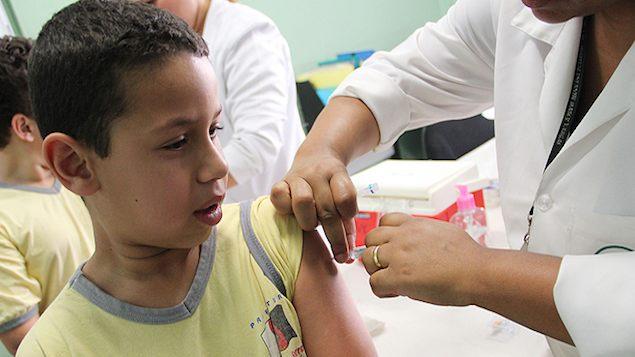 Meninos serão vacinados contra HPV