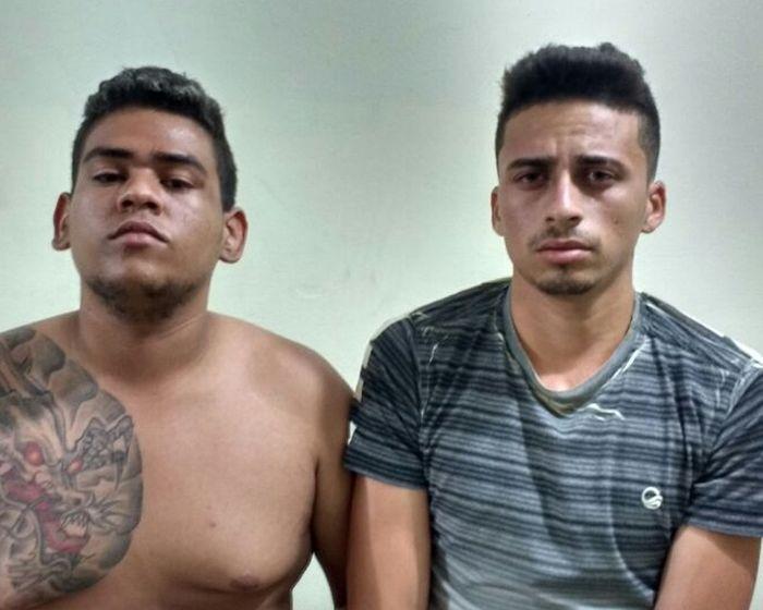 Waldenberg Viana e Silva Francisco de Assis Visgueira Filho