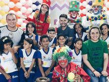 Baphon TV entrou no clima do Dia das Crianças