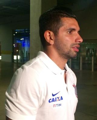 Guilherme fez gols na vitória do Timão (Crédito: Globo Esporte)