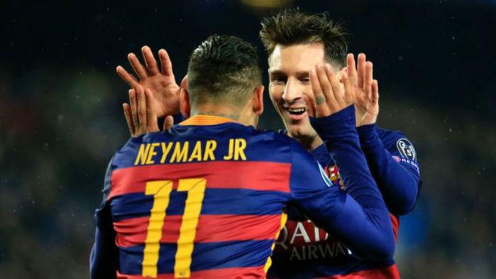 Messi é o esportista que mais fatura anualmente
