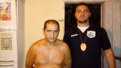 Pedro Vieira Gomes foi preso em flagrante