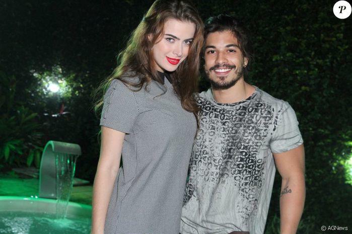 Douglas Sampaio e Rayanne Morais (Crédito: Reprodução/ Instagram)