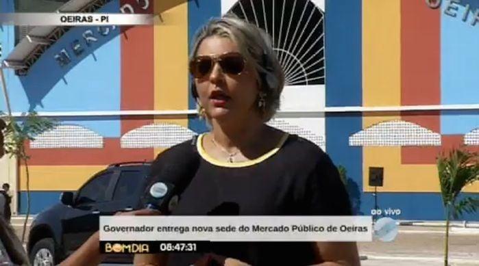 Secretaria de Infraestrutura (Crédito: Reprodução/TV Meio Norte)