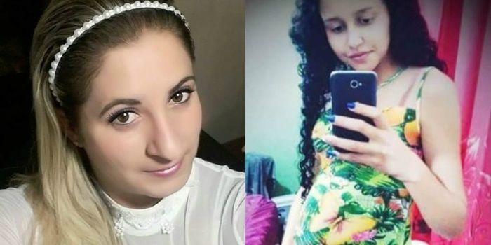 Miriam e Valissia Fernandes (Crédito: reprodução)