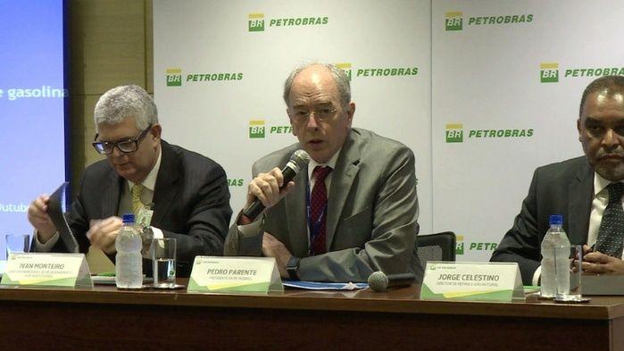 Petrobras anuncia nova política de preços  (Crédito: AFP)