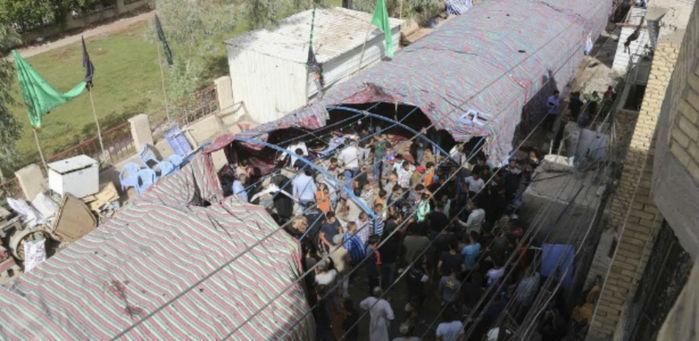 Ataque deixou 55 mortos
