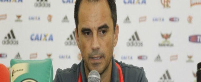 Rodrigo Caetano cobra respeito ao Fla e fala de soberba palmeirense