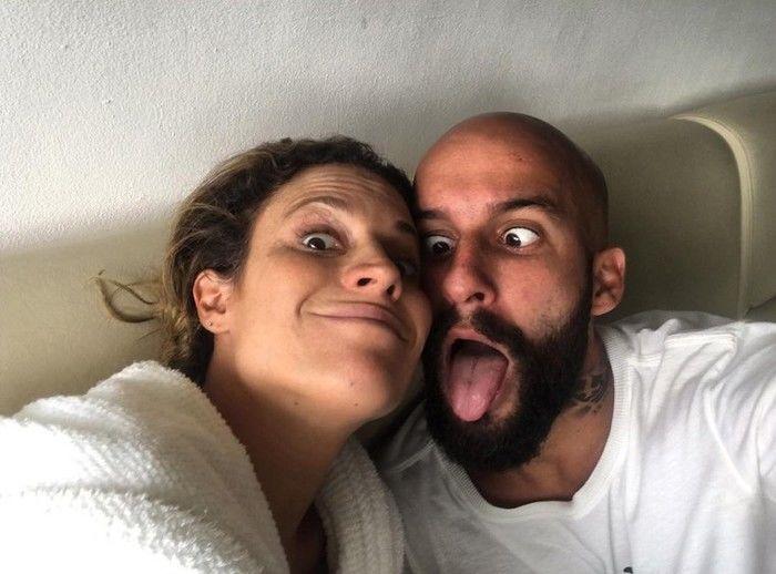 Maíra Charken e Renato (Crédito: Reprodução)