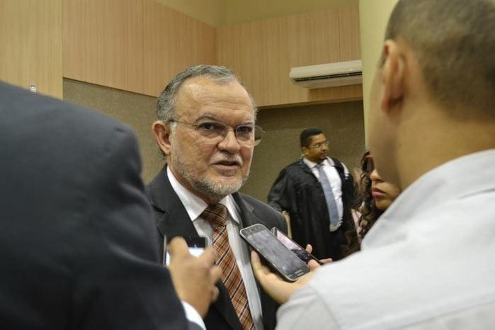 Olavo Rebelo é o novo presidente do TCE-PI
