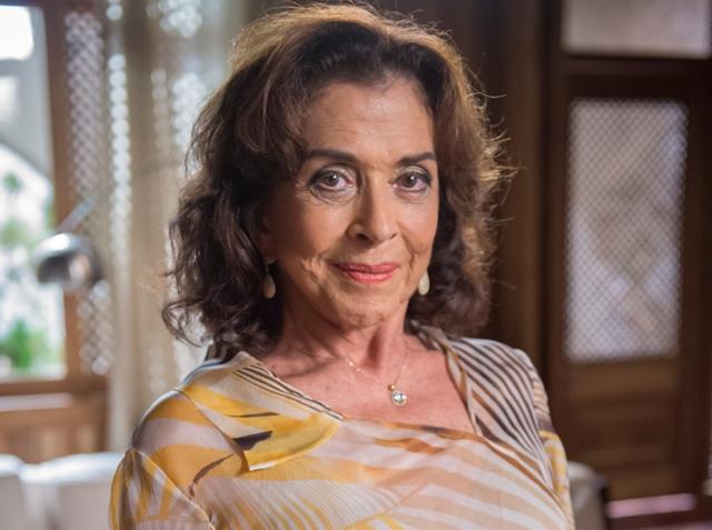 Betty Faria (Crédito: Reprodução)